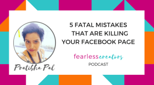 5 Fatal mistakes that are killing your Facebook page