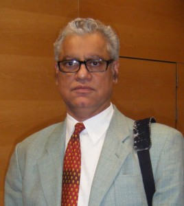 UN Special Rapporteur Anand Grover