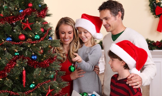 Create Your Familys Holiday Tradition