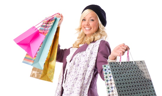Winter Shopping in Bangladesh