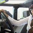 arabia saudita donne volante