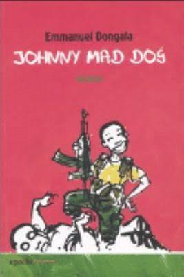 johnny mad dog copertina libri bambini soldato