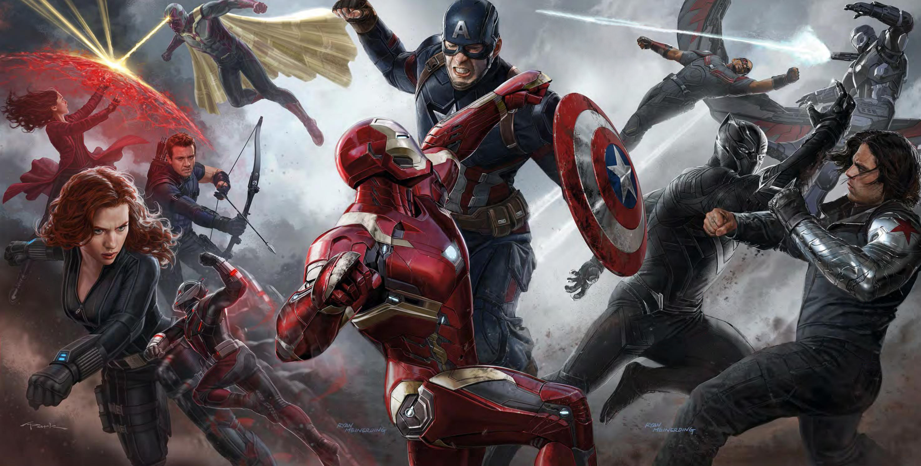 'Captain America: Civil War' earns $200.2 mn