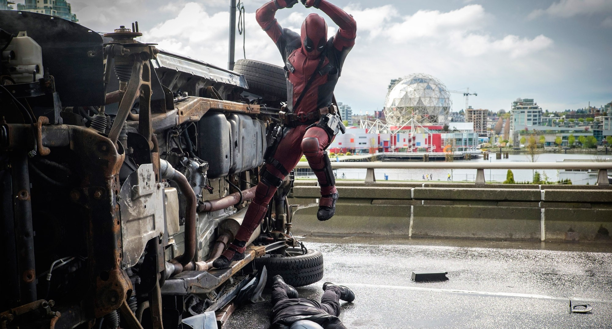 'Deadpool' mints Rs.29 crore in 10 days in India