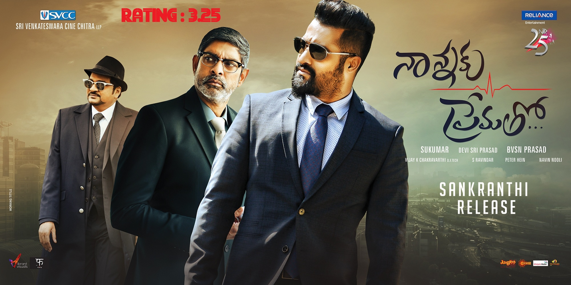 Nannaku Prematho Review - Too Intelligent