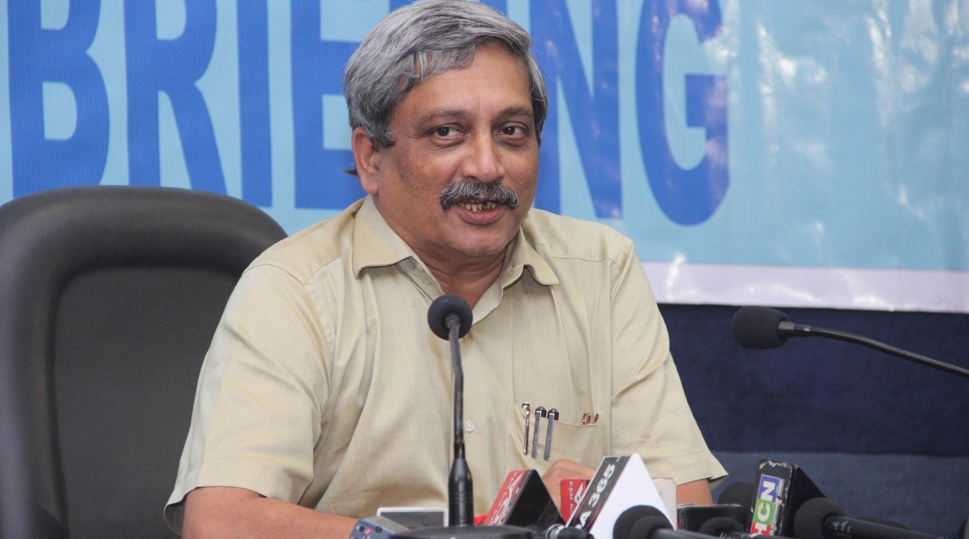 Won't withdraw from Siachen: Parrikar