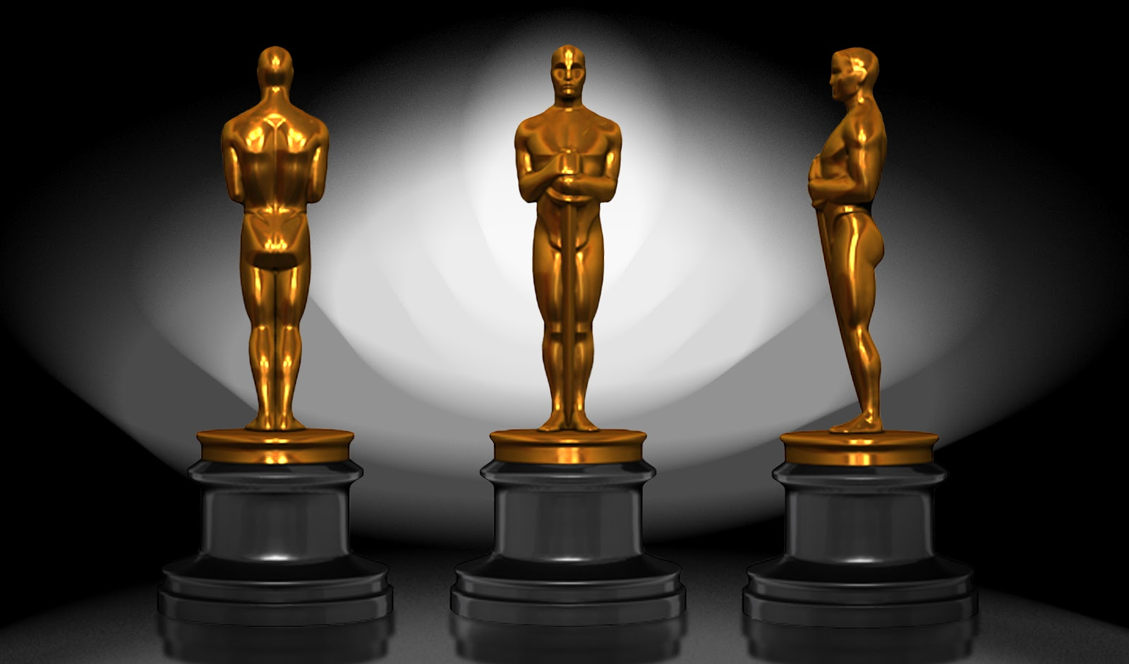 3D Technology Applied to New Oscar Statuettes