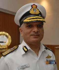 Rajendra Singh first non-navy officer to head Coast Guard