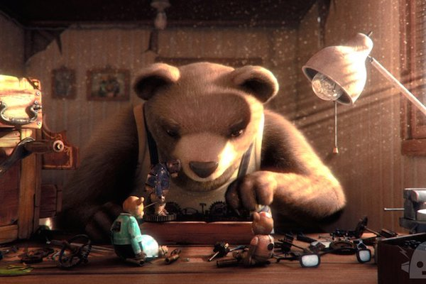 Oscars 2016: 'Sanjay's Super Team' loses to 'Bear Story'