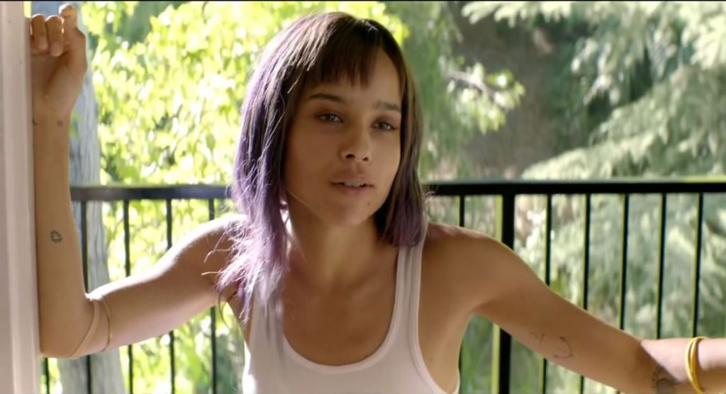 Self-care is secret to looking good, says Zoe Kravitz