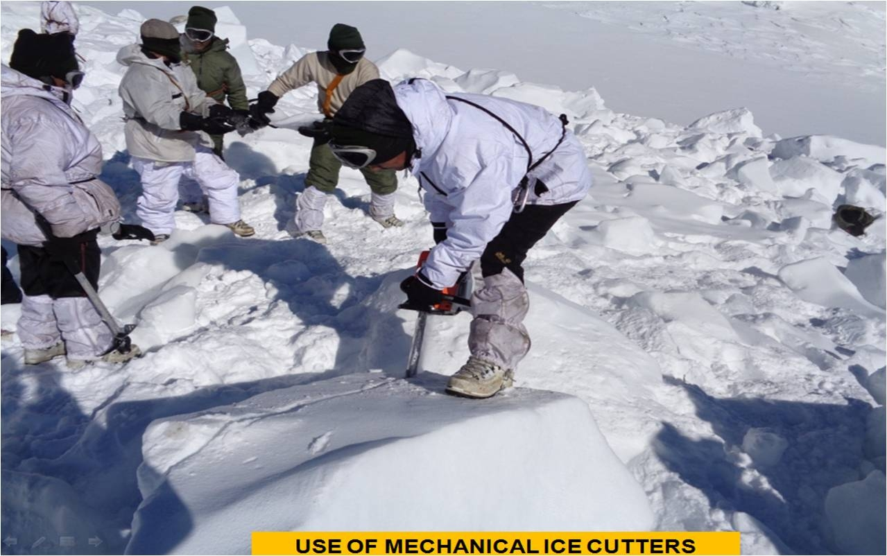 Bodies Of Nine Soldiers Recovered in Siachen, Says Army
