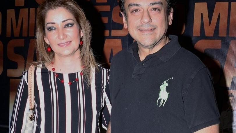 Adnan Sami Wife Blessed With Daughter Social News Xyz