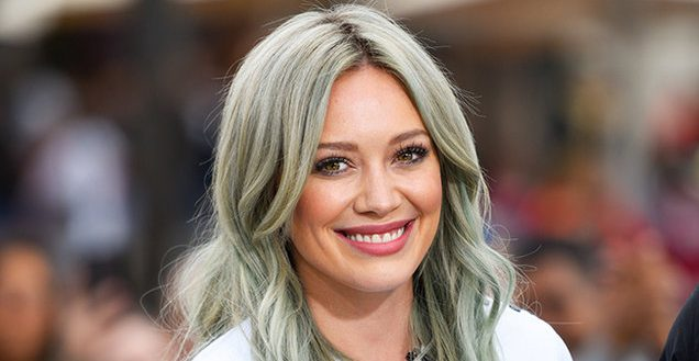 Hilary duff dating producer