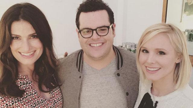 Kristen Bell, Josh Gad reunite for animated series
