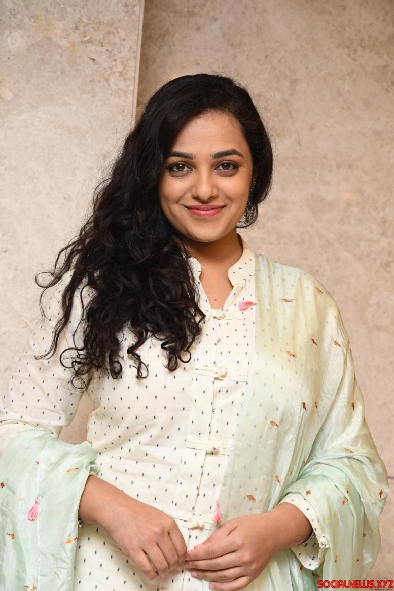 'Breathe' offers me large canvas to exhibit my talent: Nithya Menen