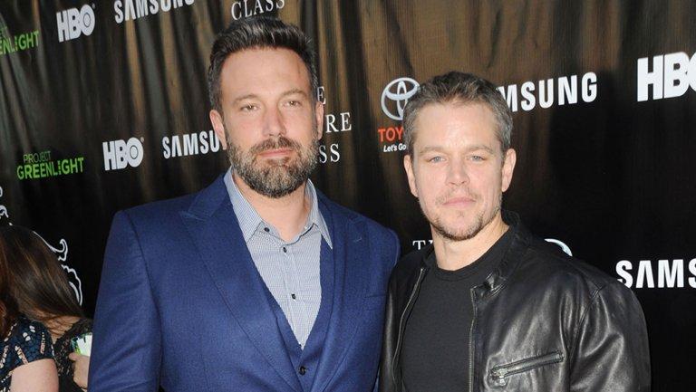 Matt Damon, Ben Affleck to support inclusion rider