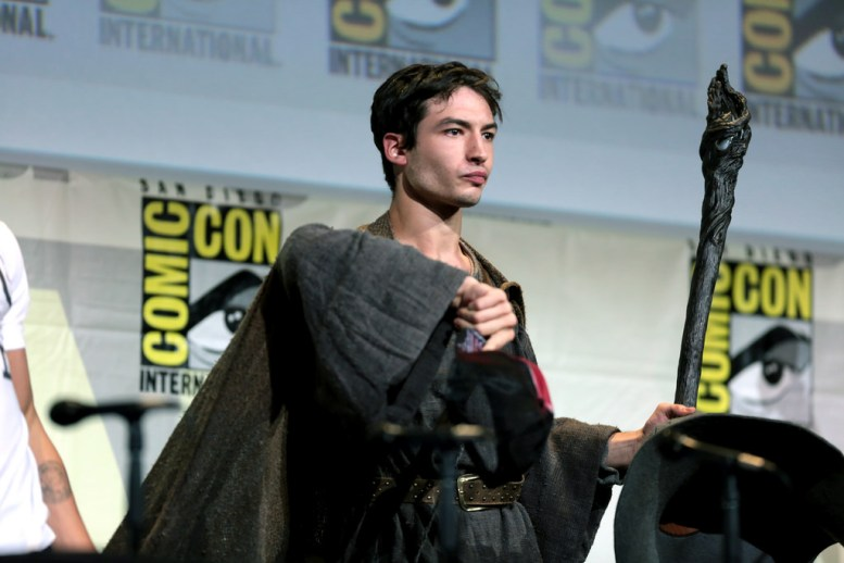 Ezra Miller comes out with his #MeToo story