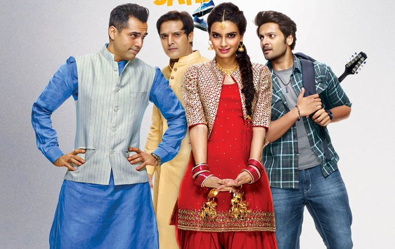 'Happy Bhag Jayegi' mints over Rs 10 crore in opening weekend