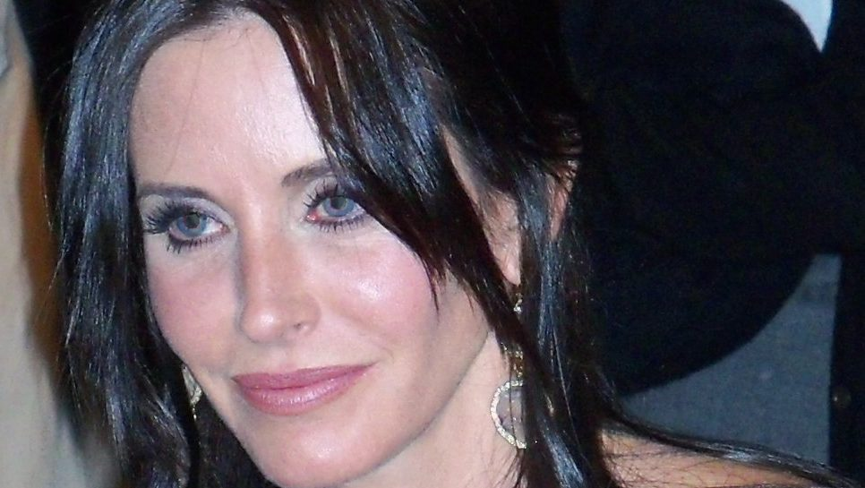 Courteney Cox uncomfortable calling McDaid her 'partner'