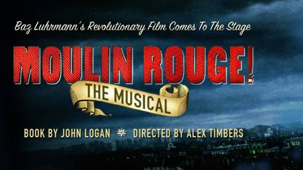 Image result for moulin rouge broadway