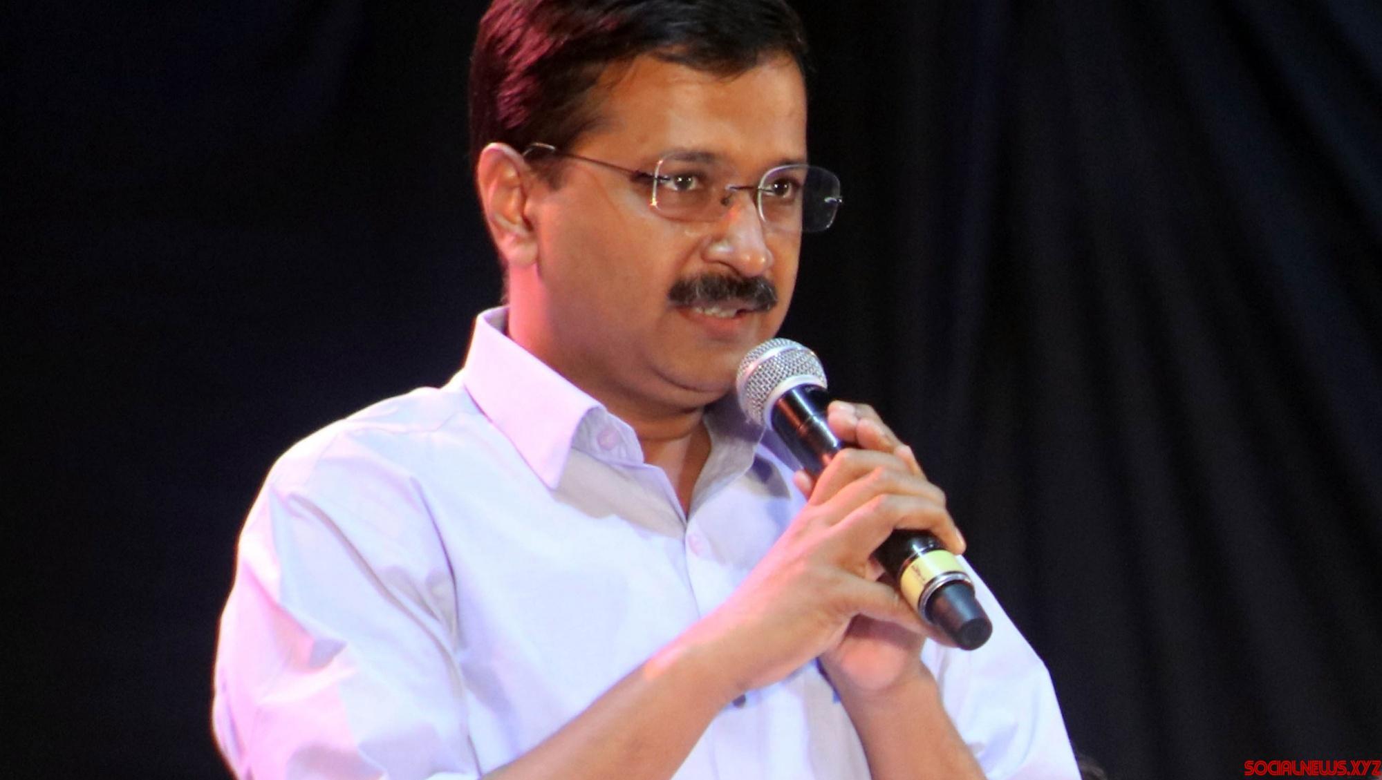 Kejriwal, Mamata, Naidu to hold rally in Delhi on Wednesday