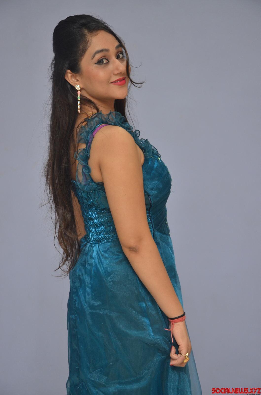 Actress Nitika Sharma Stills From Brahmand Nayak Sai Baba