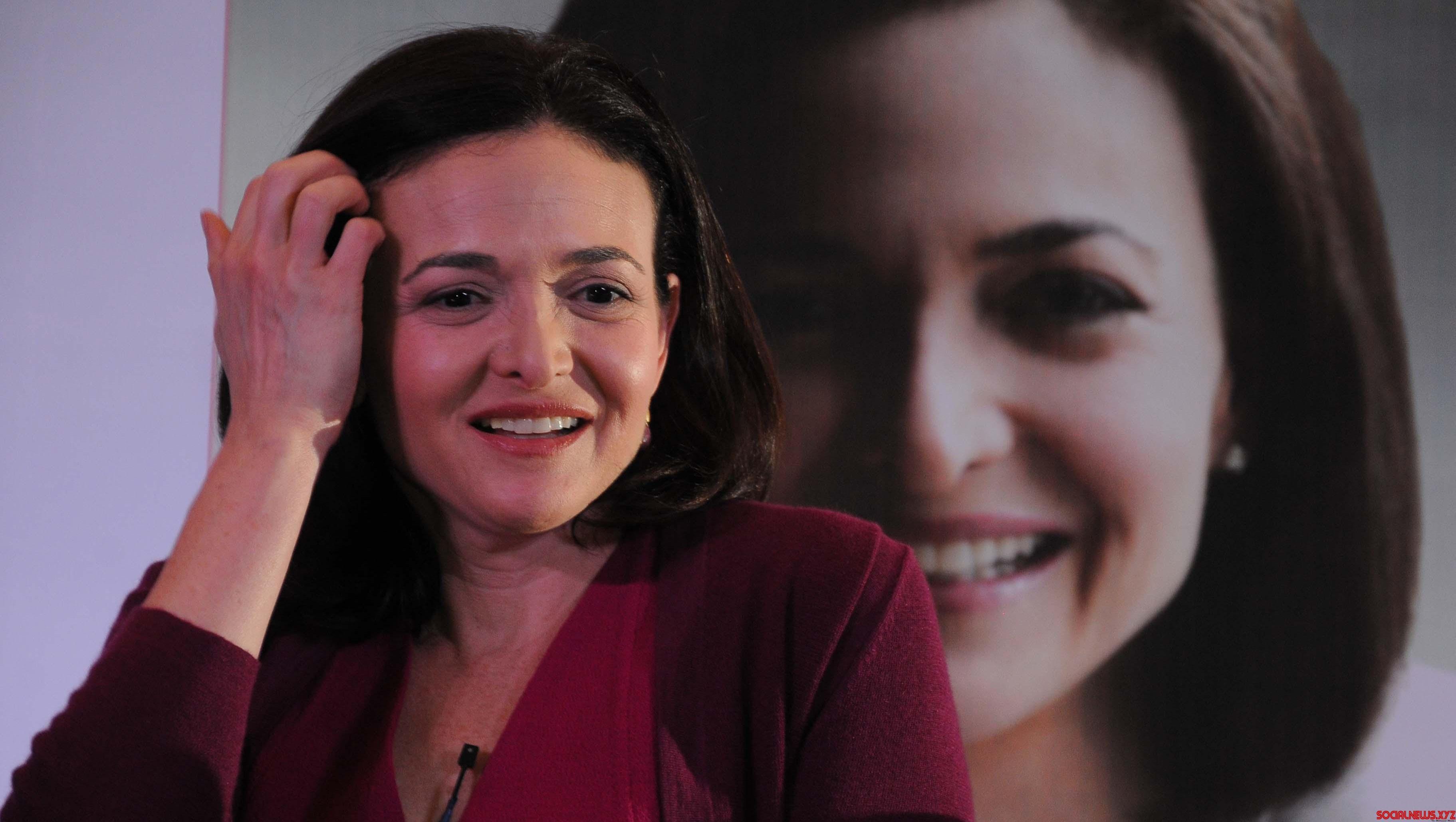 No benefit in breaking up Facebook: COO Sandberg