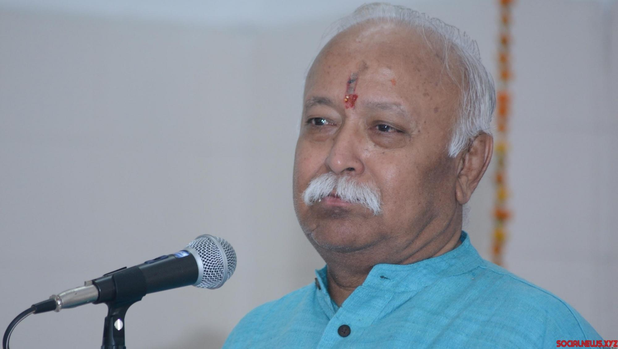 Lack of women's safety is a matter of shame: Bhagwat