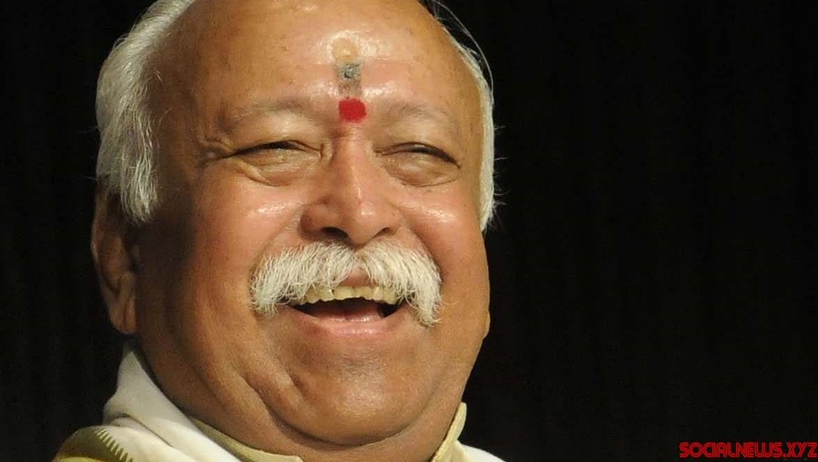 RSS chief Mohan Bhagwat participates in Pongal celebrations