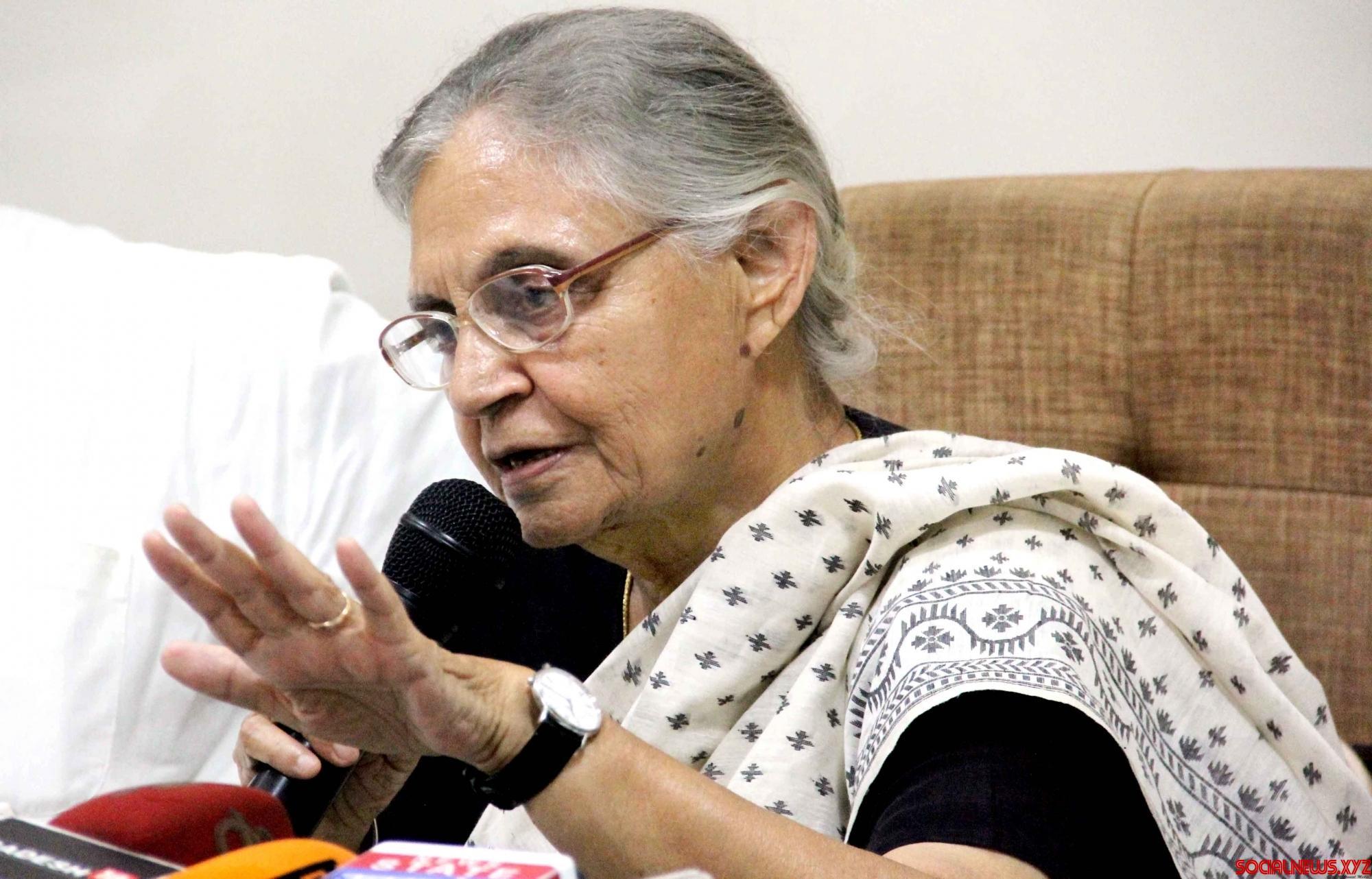 Congress, BJP condole 17 deaths in Delhi fire