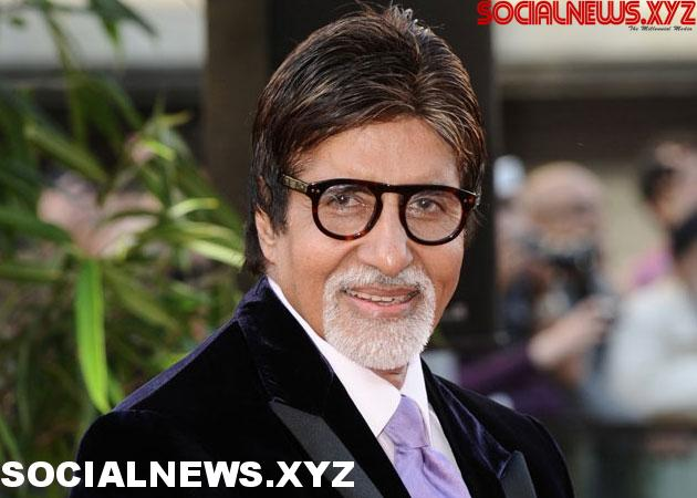 Big B reunites with technician of his 1989 film