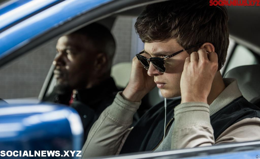 Baby Driver Movie First Look Stills