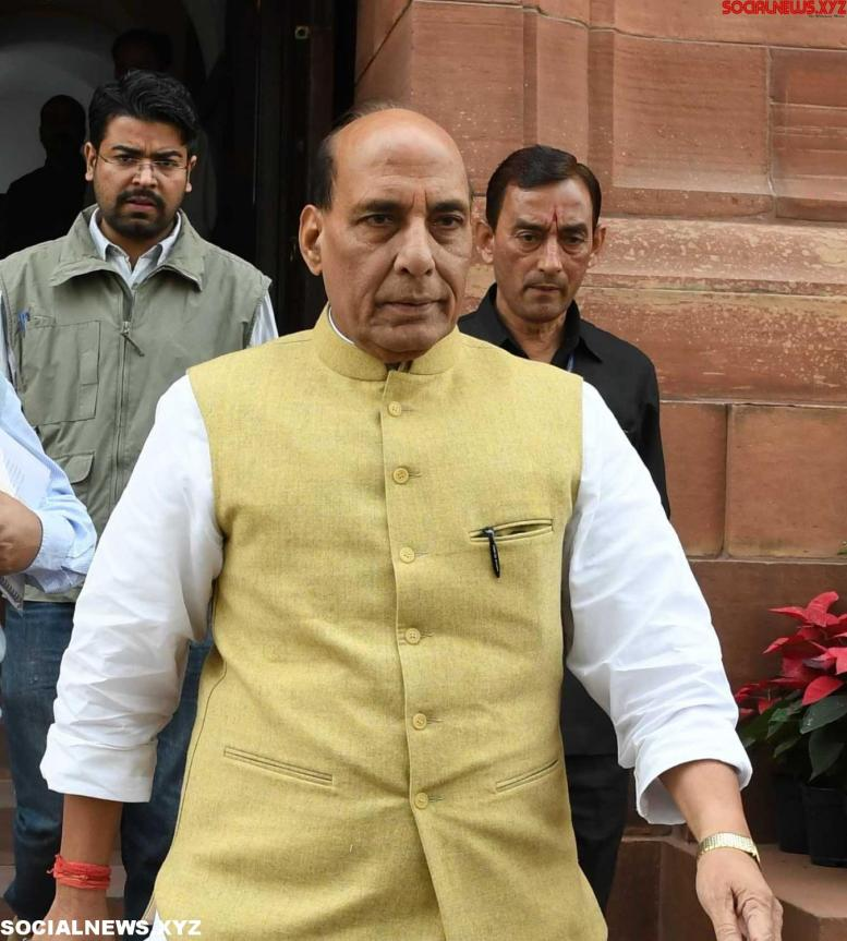 Rajnath to visit flood-hit areas in Kerala on Sunday