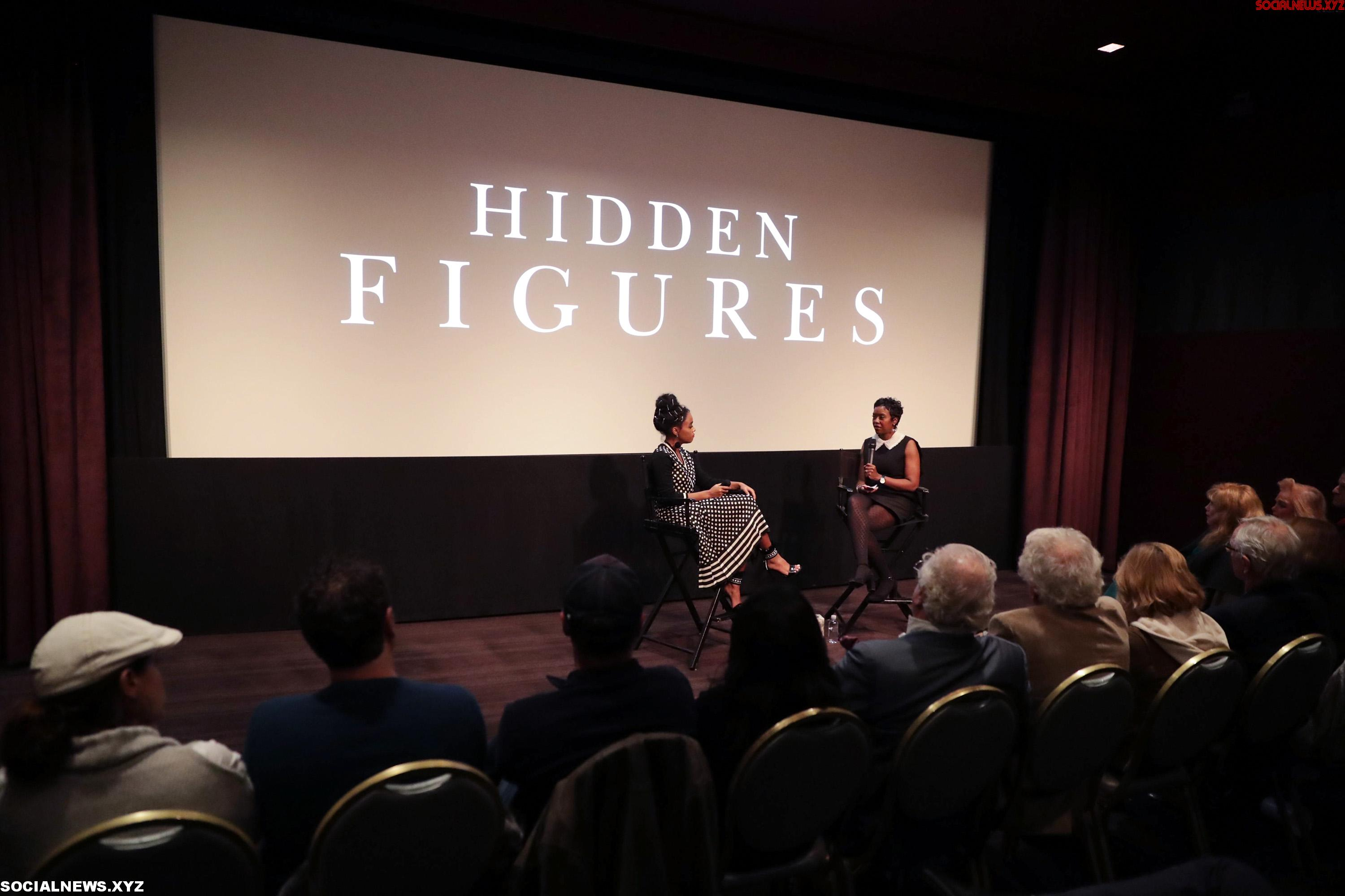 Hidden Figures Special Screening Hosted By Mellody Hobson George Lucas And Jeffrey Katzenberg Gallery