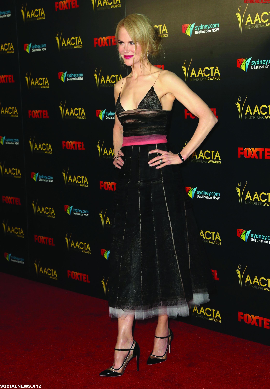 6th AACTA International Awards Red Carpet Arrivals Gallery Set 1