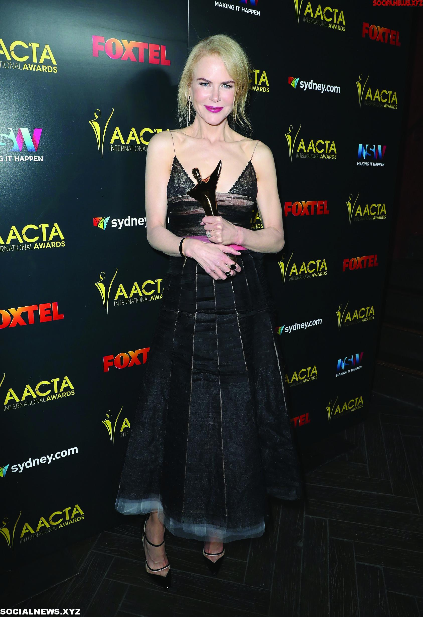 6th ACCTA International Awards Media Room Gallery
