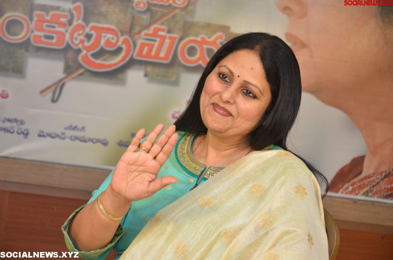 Head Constable Venkataramaiah is special movie : Jayasudha