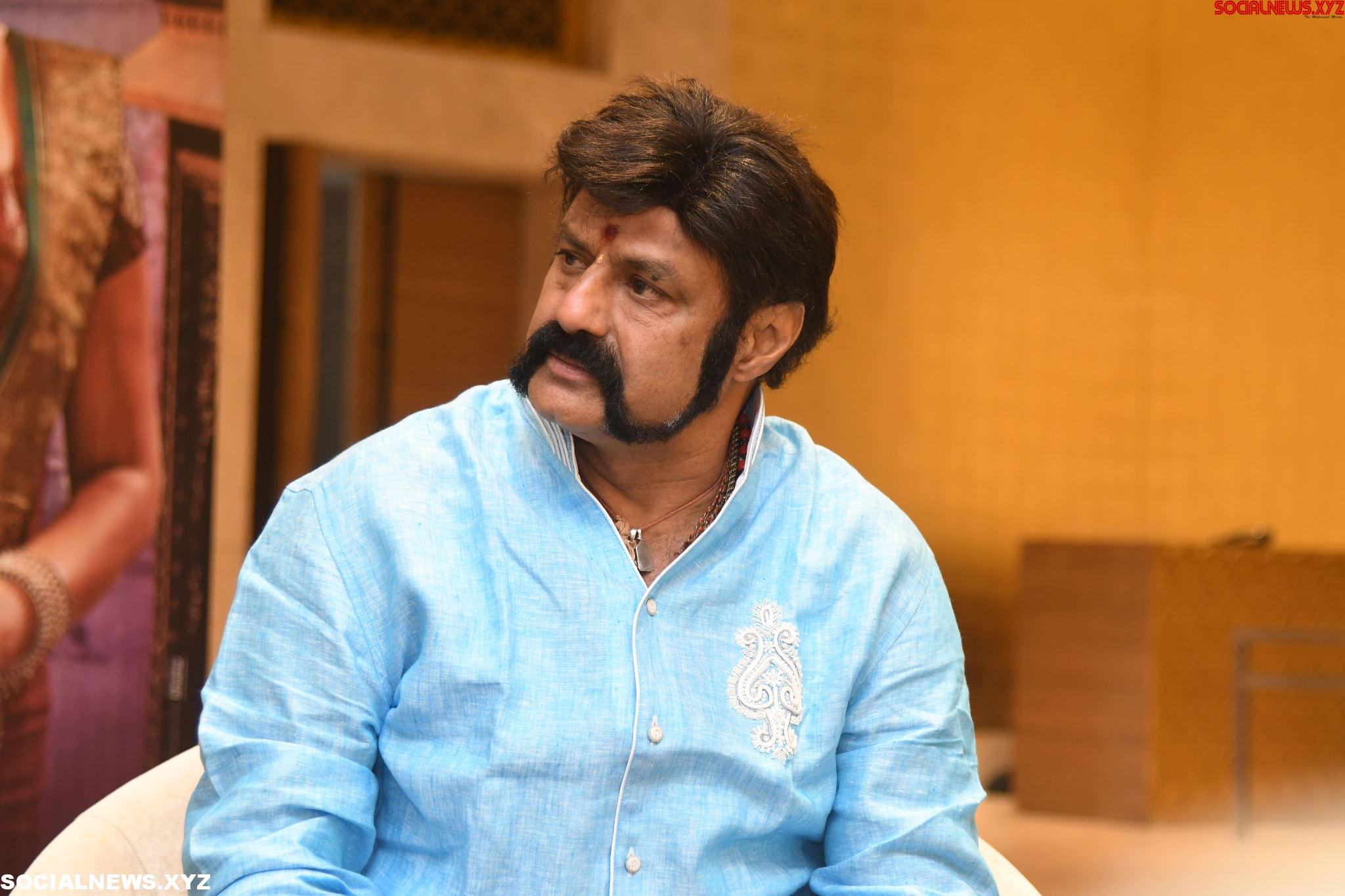 Fans have always supported whenever I've experimented: Balakrishna