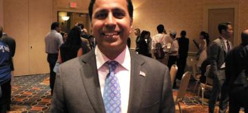 Illinois: Indian American Raja Krishnamoorthi was elected to the House of Representatives from Illinois state on Nov. 8, 2016. The Democrat becomes the fourth Indian American elected to Congress. (Photo: IANS)