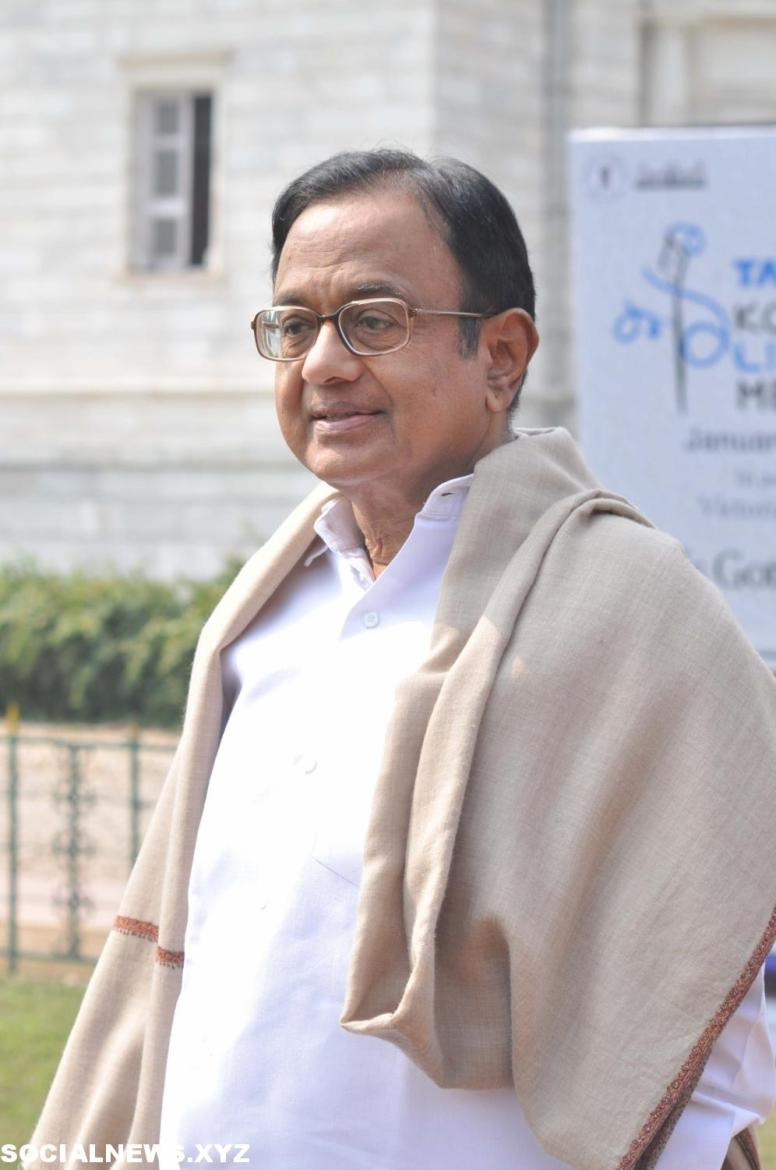 Sedition charge against Kanhaiya, others absurd, exposes govts motive: Chidambaram