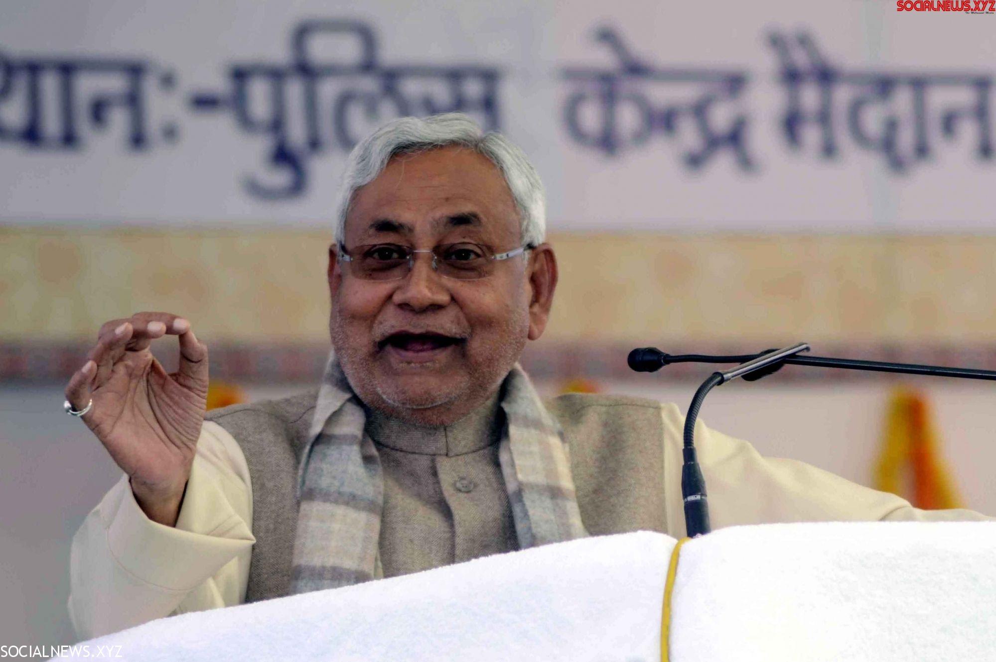 Bihar CM recommends CBI probe into Sushant Singh case