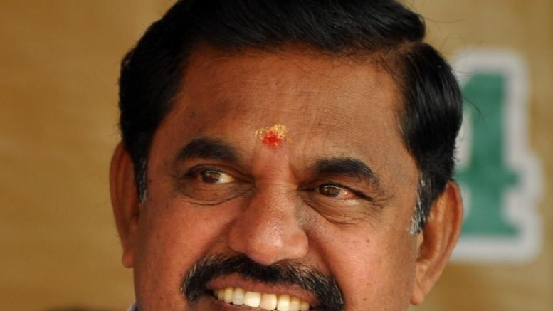 Govt committed to two-language formula: TN CM