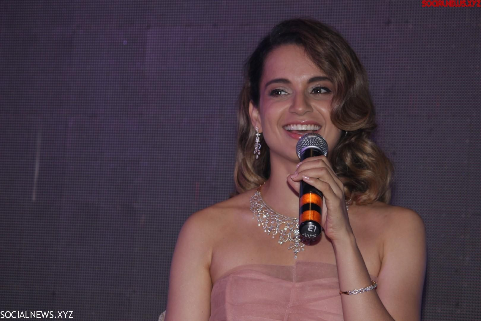 Shattered about my top-notch scenes being edited: Kangana Ranaut