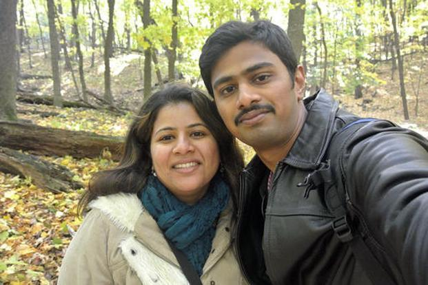 Slain techie's wife seeks answers from US government