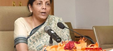 Union Minister of State for Commerce & Industry, Nirmala Sitharaman. (File Photo: IANS)