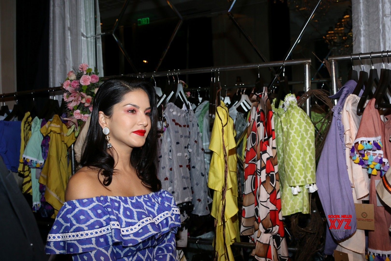 Mumbai Fashion Designer Maheka Mirpuri S Summer Collection Social News Xyz