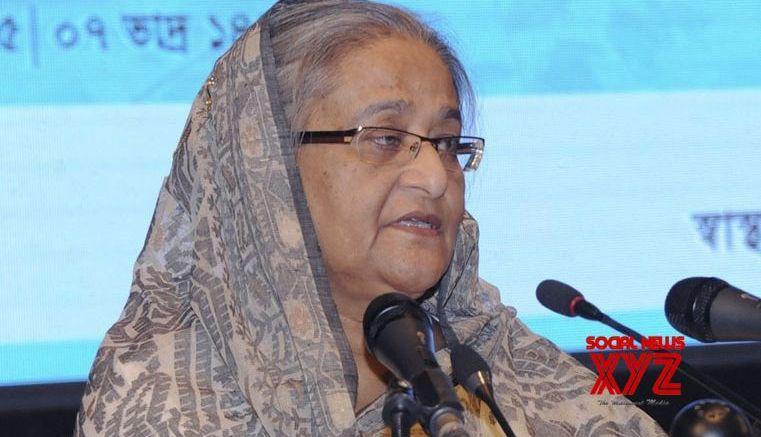 Govt working to ensure better future for children: Hasina