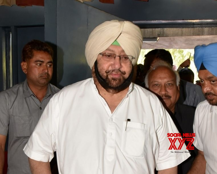 Amarinder undergoes surgery for kidney stone removal