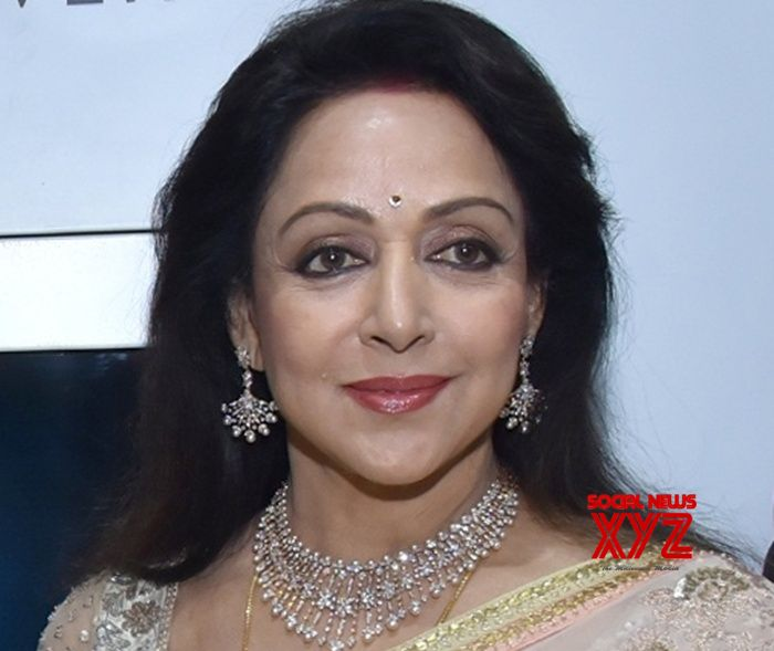 Fight is different but alliance is no challenge: Hema Malini
