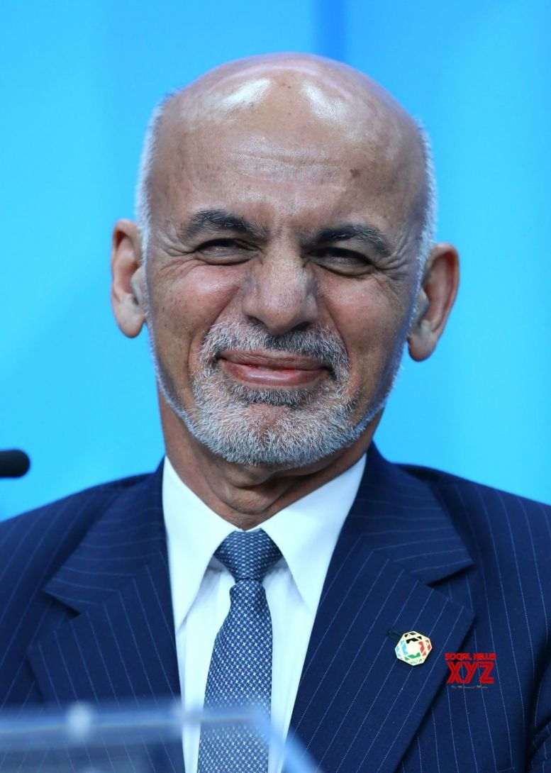 Afghan President meets US special envoy on peace process